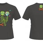 t-shirt design utah